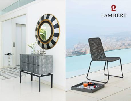 Lambert Gartenmöbel - Design