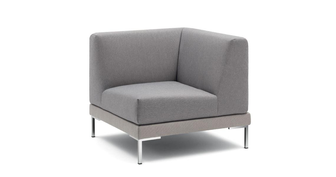 freistil 183 modulsofa gr ner krebs. Black Bedroom Furniture Sets. Home Design Ideas