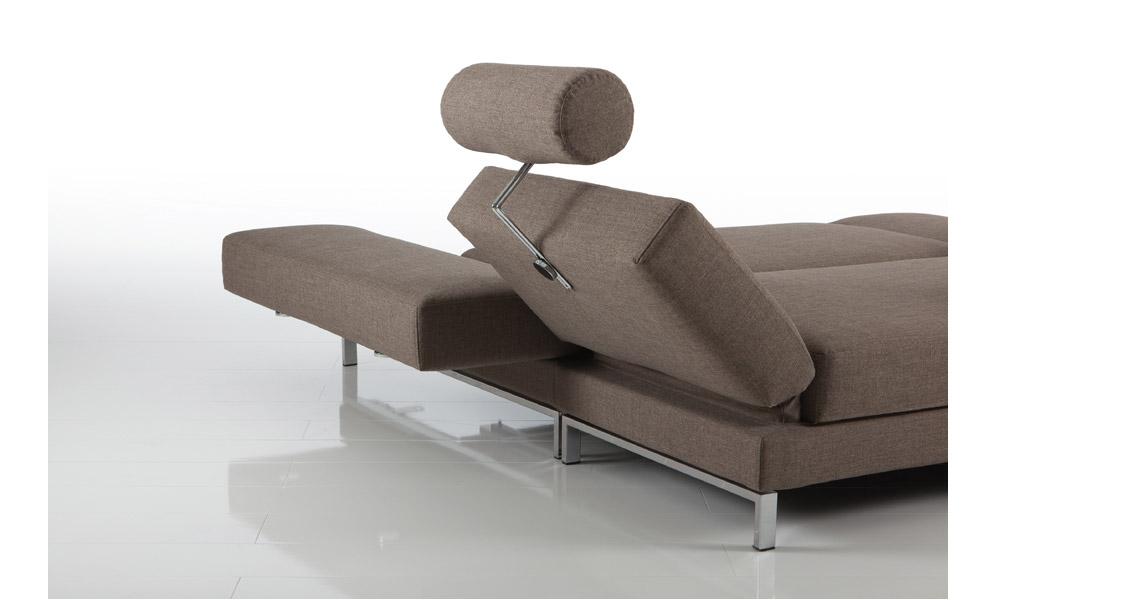 br hl funktions sofa four two gr ner krebs. Black Bedroom Furniture Sets. Home Design Ideas