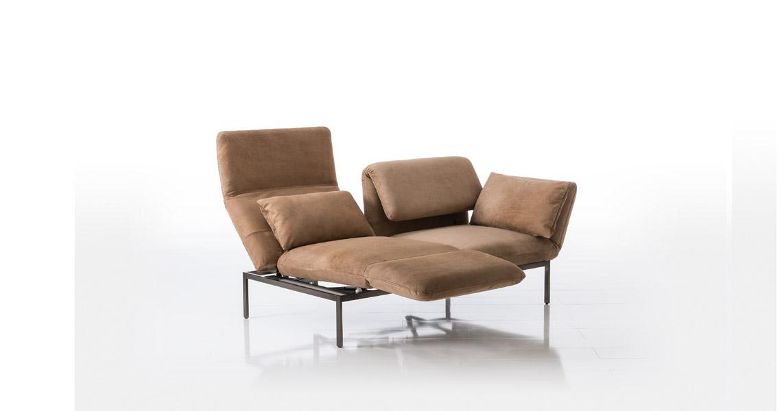 br hl funktions sofa roro gr ner krebs. Black Bedroom Furniture Sets. Home Design Ideas
