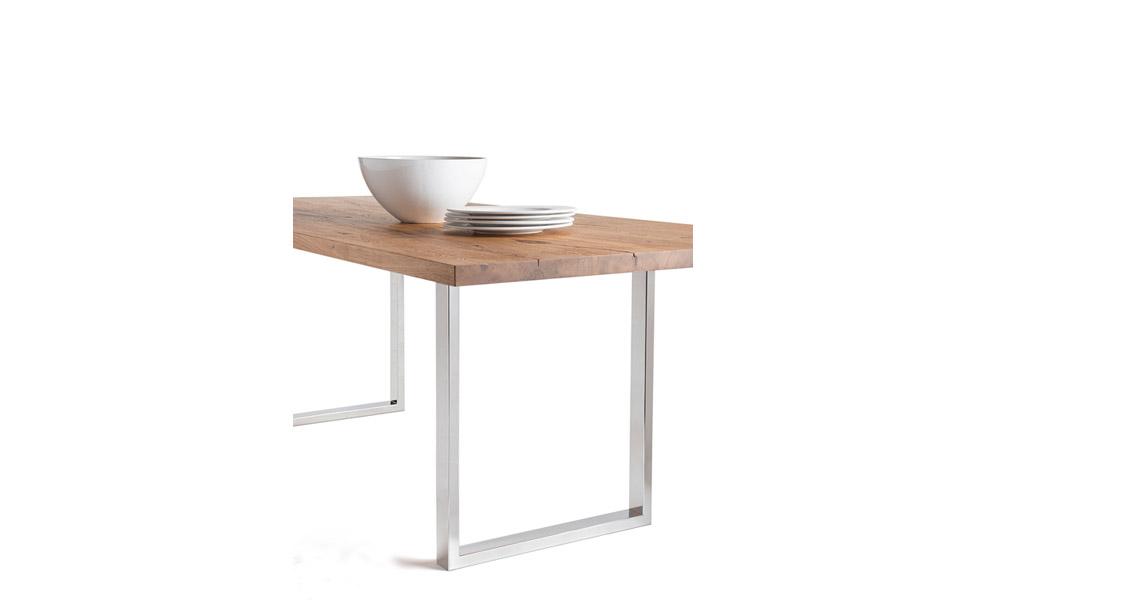 massivholz tischsystem sega gr ner krebs. Black Bedroom Furniture Sets. Home Design Ideas