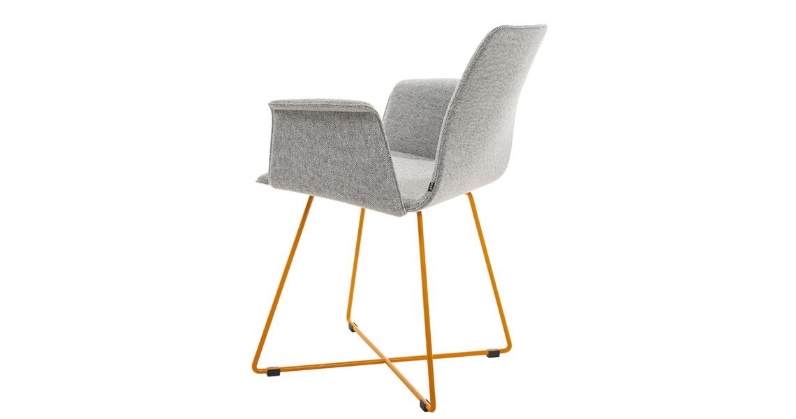 stuhl maverick gr ner krebs. Black Bedroom Furniture Sets. Home Design Ideas