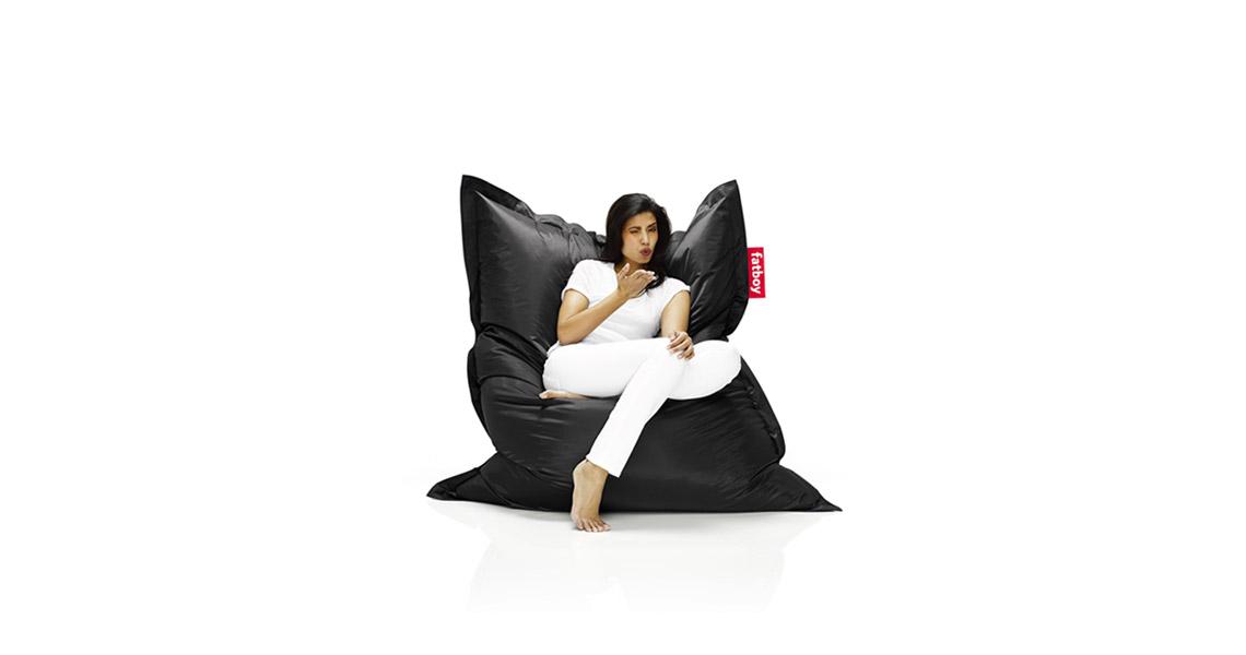 sitzsack original gr ner krebs. Black Bedroom Furniture Sets. Home Design Ideas