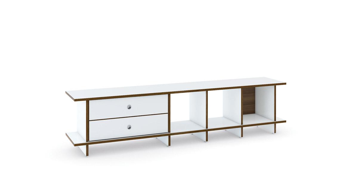 Design sideboard qr gr ner krebs for Sideboard qr