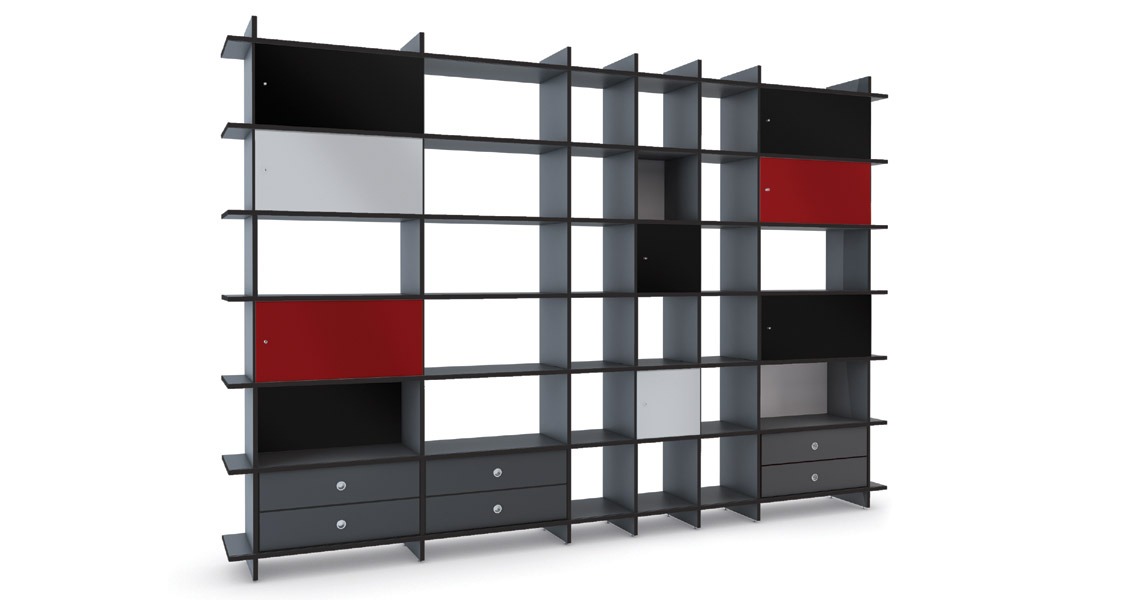 design regal qr gr ner krebs. Black Bedroom Furniture Sets. Home Design Ideas