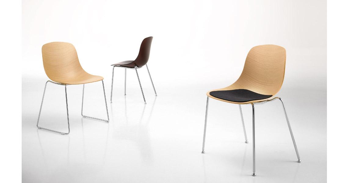 stuhl loop gr ner krebs. Black Bedroom Furniture Sets. Home Design Ideas