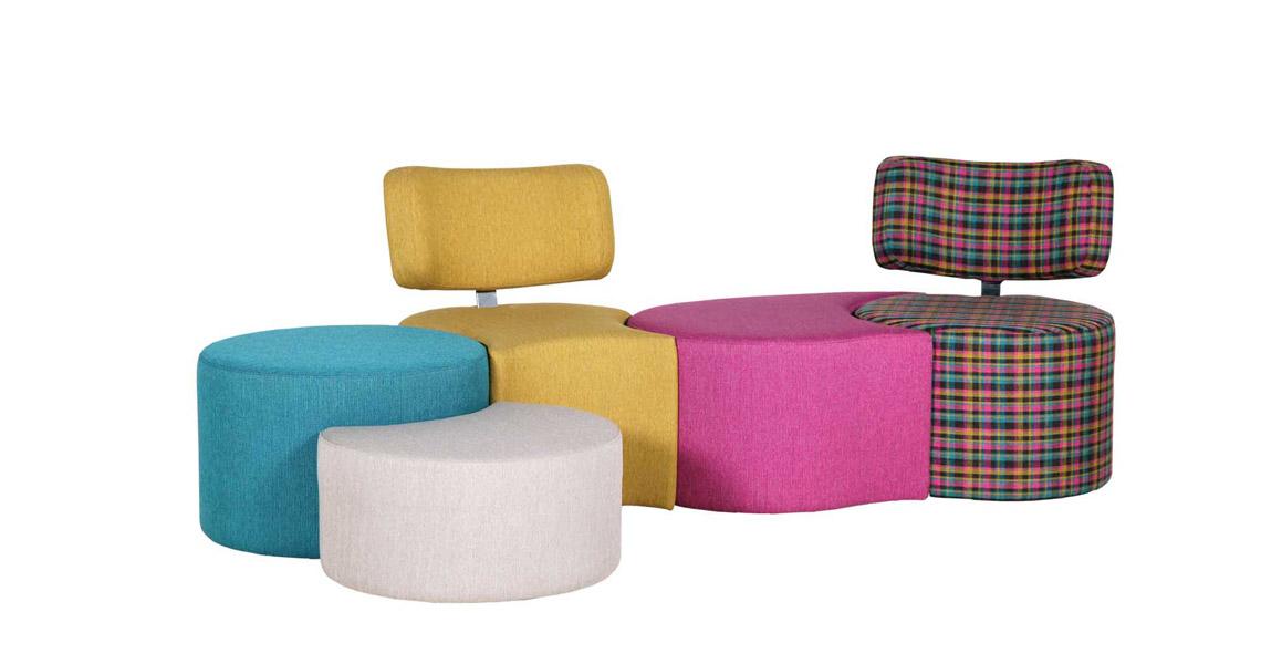 drehsessel mokka gr ner krebs. Black Bedroom Furniture Sets. Home Design Ideas