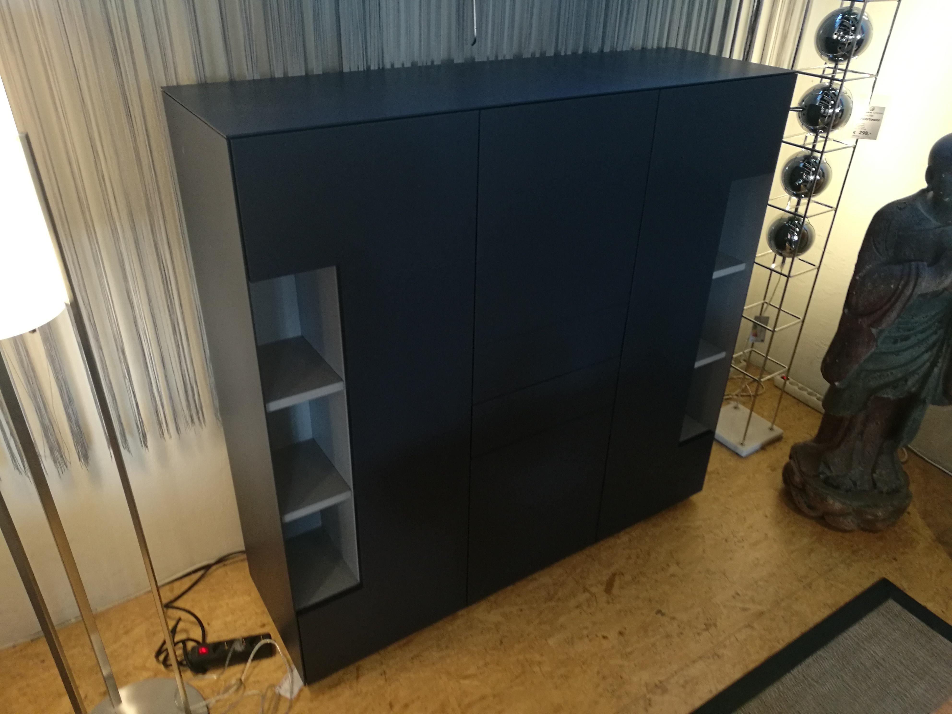highboard dividi gr ner krebs. Black Bedroom Furniture Sets. Home Design Ideas