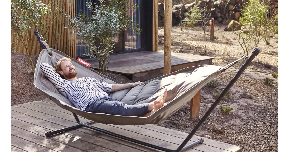 h ngematte headdemock gr ner krebs. Black Bedroom Furniture Sets. Home Design Ideas
